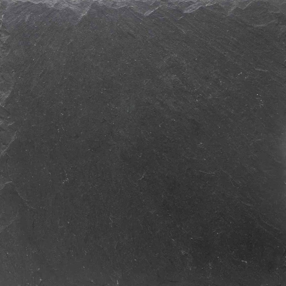 Black grey slate stone