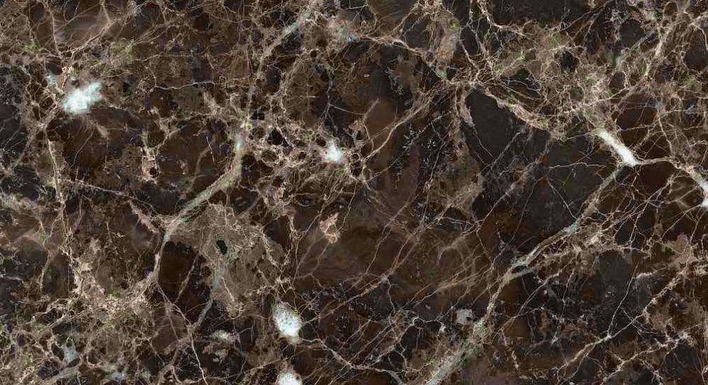 Natural brown stones