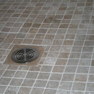 Natural mosaic drainage