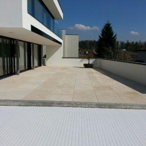 Cèdre Honey Natural Floor Terrace Layout - Plots